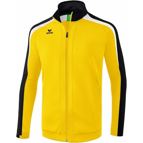 Erima Liga 2.0 Trainingsjacke Kinder gelb/schwarz