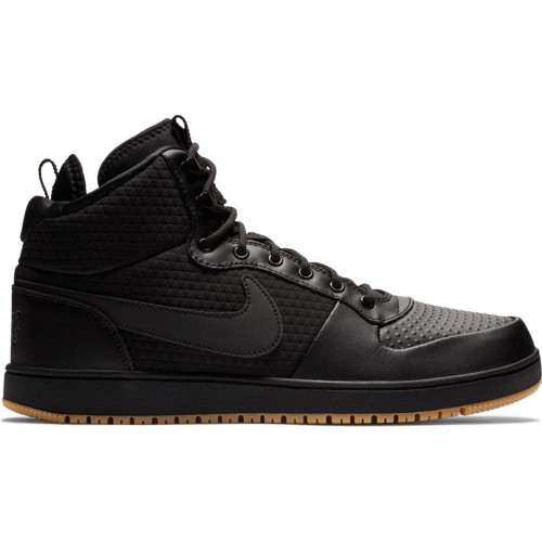 Nike Leisure Shoes Court Borough Mid Kids black