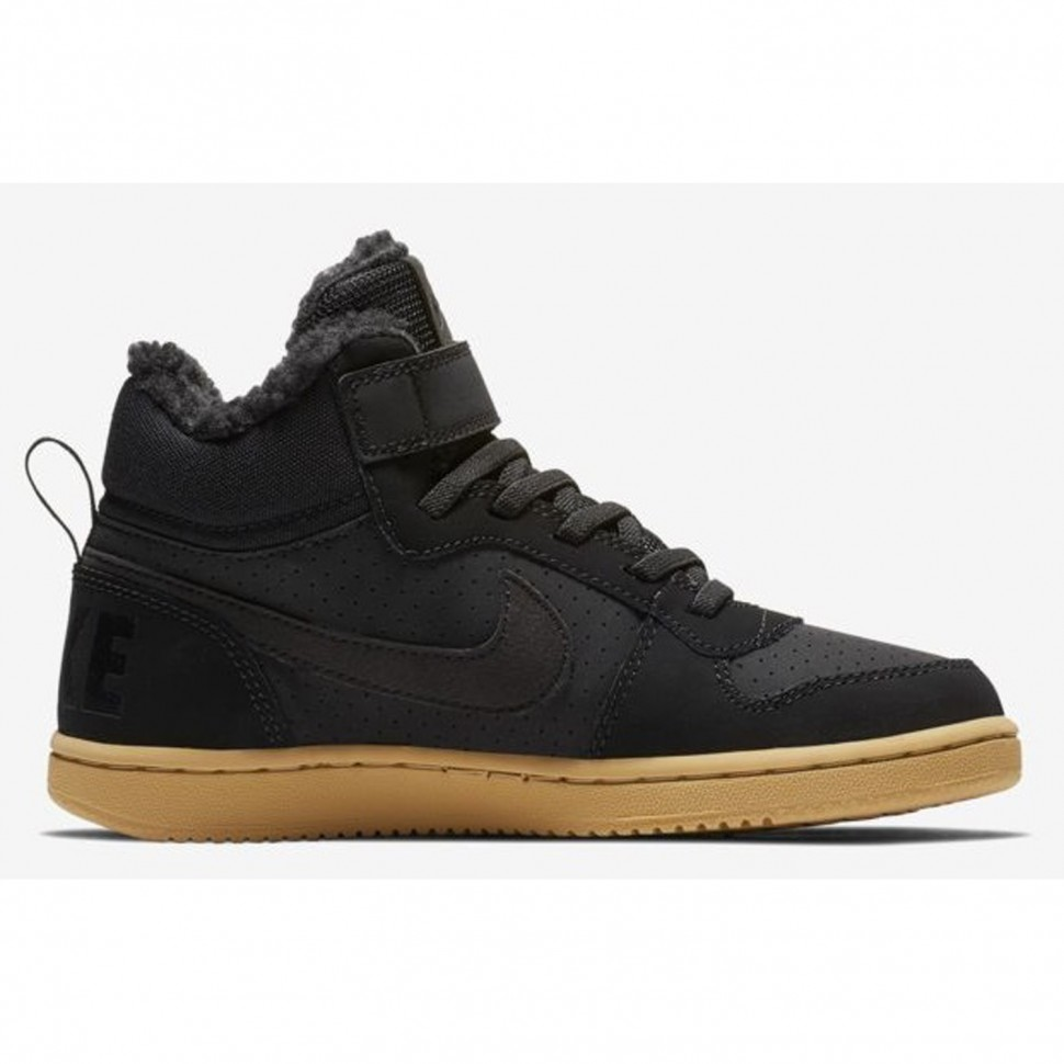 Nike Freizeitschuhe Court Borough Mid Winter (PS) Kinder