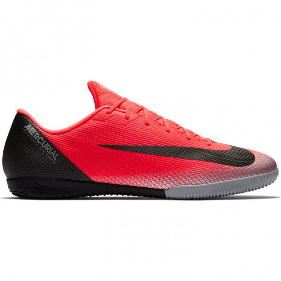 Nike Hallen-Fussballschuhe CR7 VaporX 12 Academy (IC)