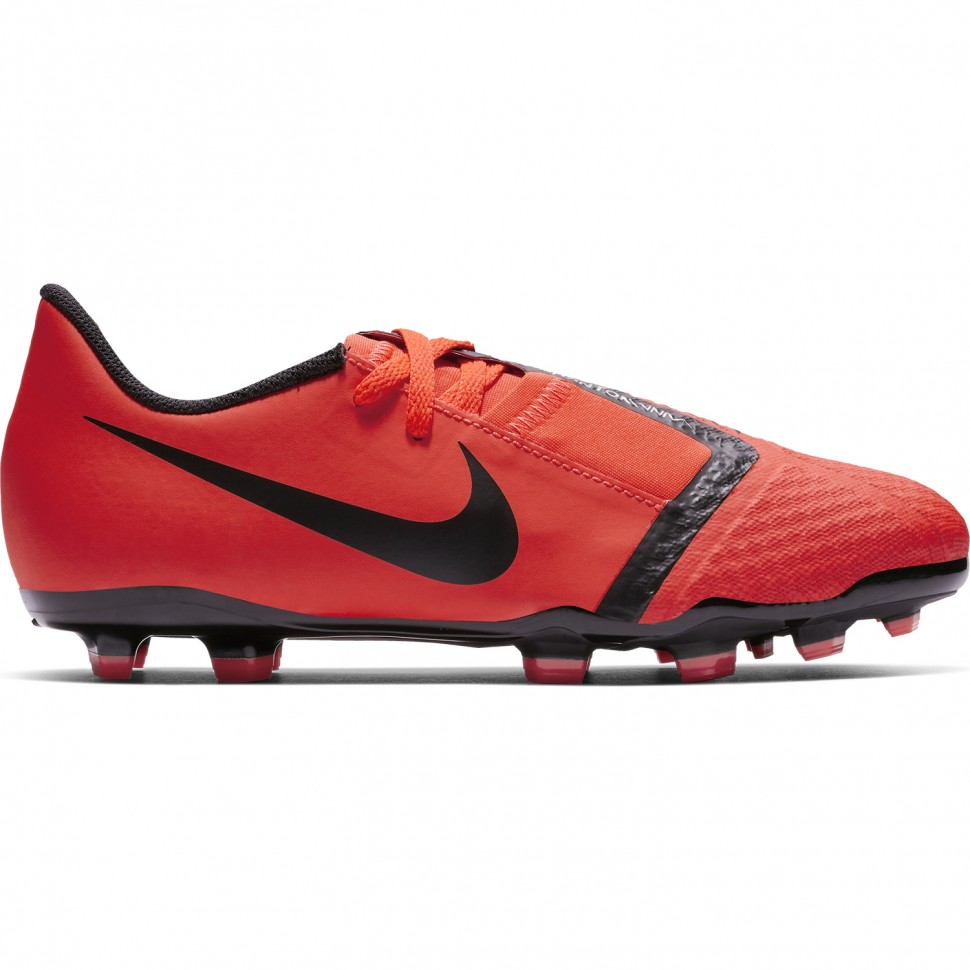 Nike soccer shoes Phantom VNM Academy Game Over FG Kids