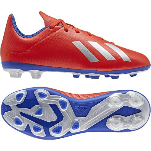Adidas Fussballschuhe X 18.4 FxG Kinder