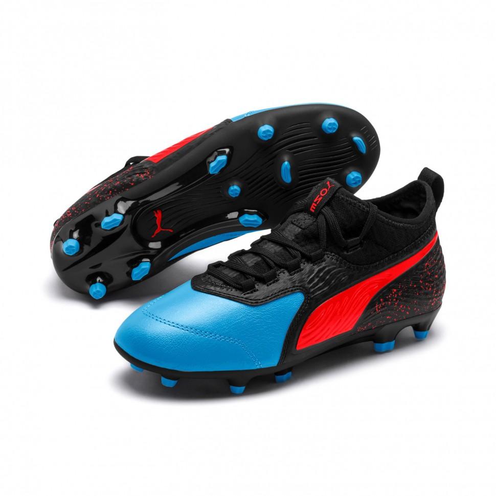 Puma Soccer Shoes ONE 19.3 FG/AG Kids