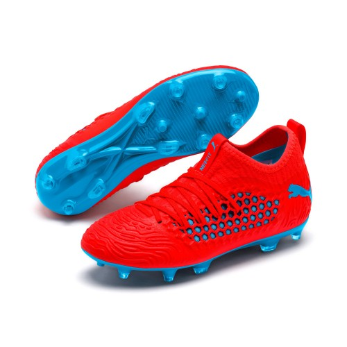 Puma Soccer Shoes Future 19.3 NetFit FG/AG Kids