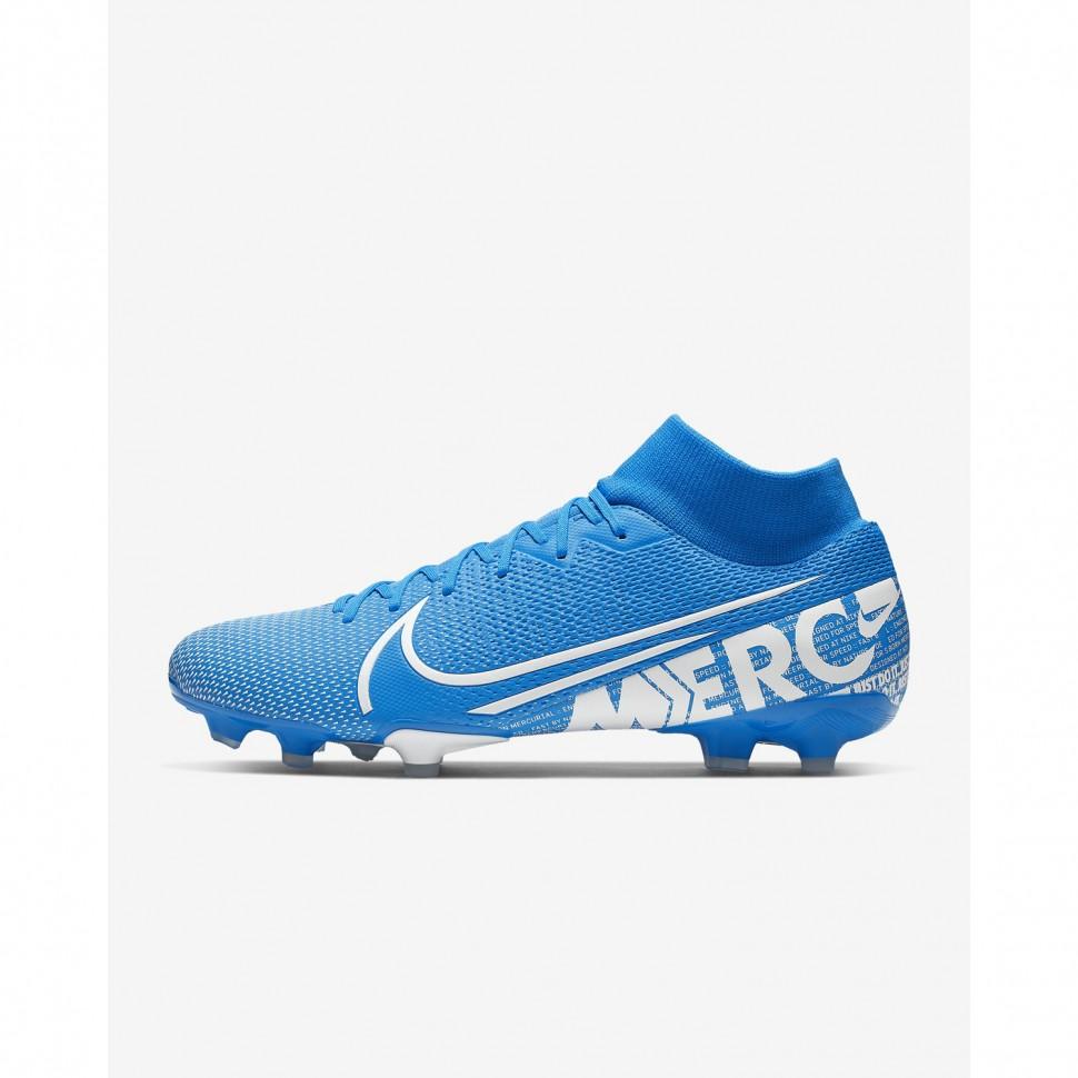so billig modischer Stil schnüren in Nike Fussballschuhe Mercurial Superfly 7 Academy FG/MG