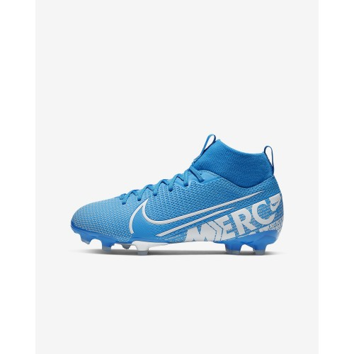 Nike Soccer Shoes Mercurial Superfly 7 Academy FG/MG Kids
