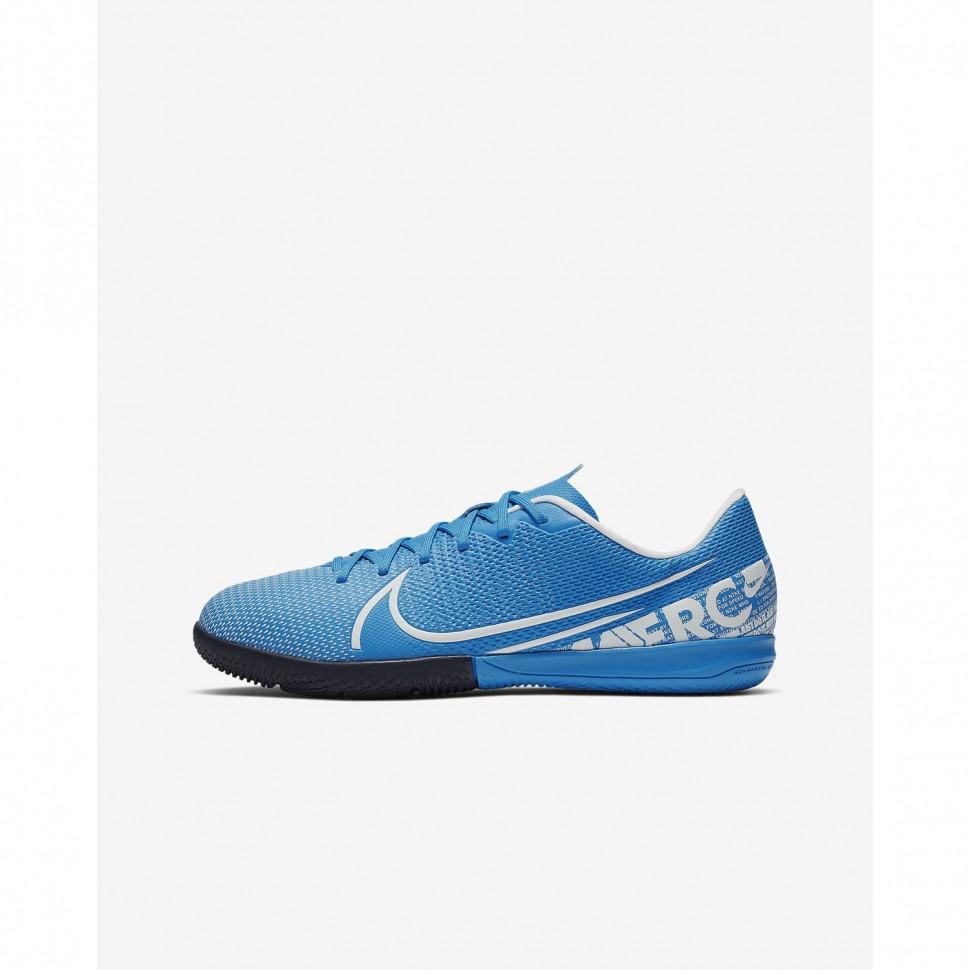 Nike indoor soccer shoes Mercurial Vapor XIII Academy IC Kids