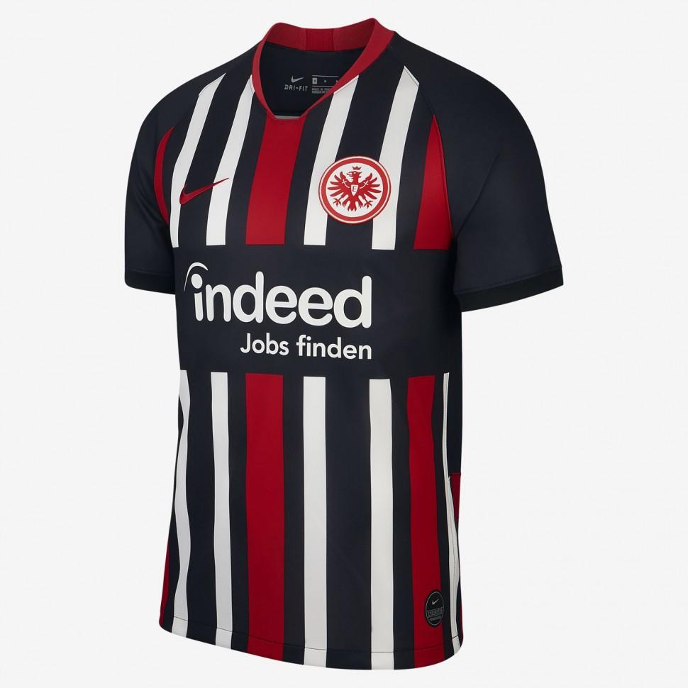 Nike Eintracht Frankfurt Stadium Home Jersey 2019/20 Kids