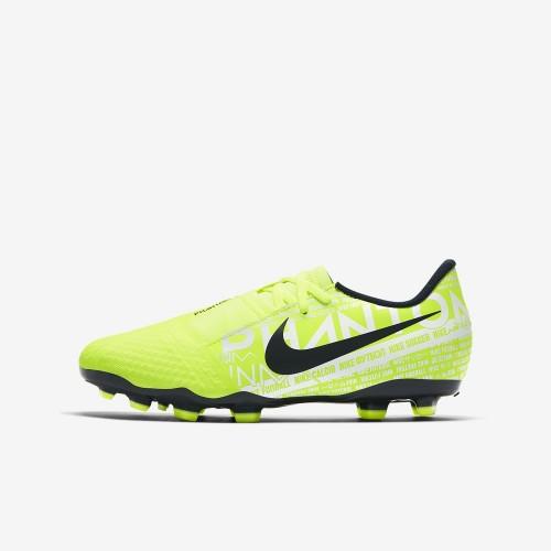 Nike Soccer Shoes Phantom Venom Academy FG Kids