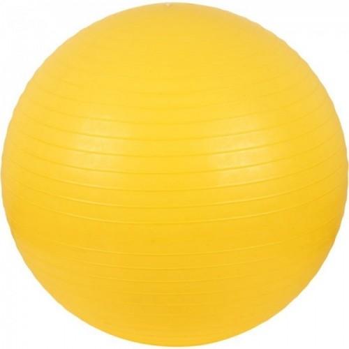 Gymnastik Ball 65 cm gelb