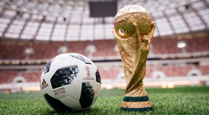 Adidas Telstar - WM 2018 Fussball